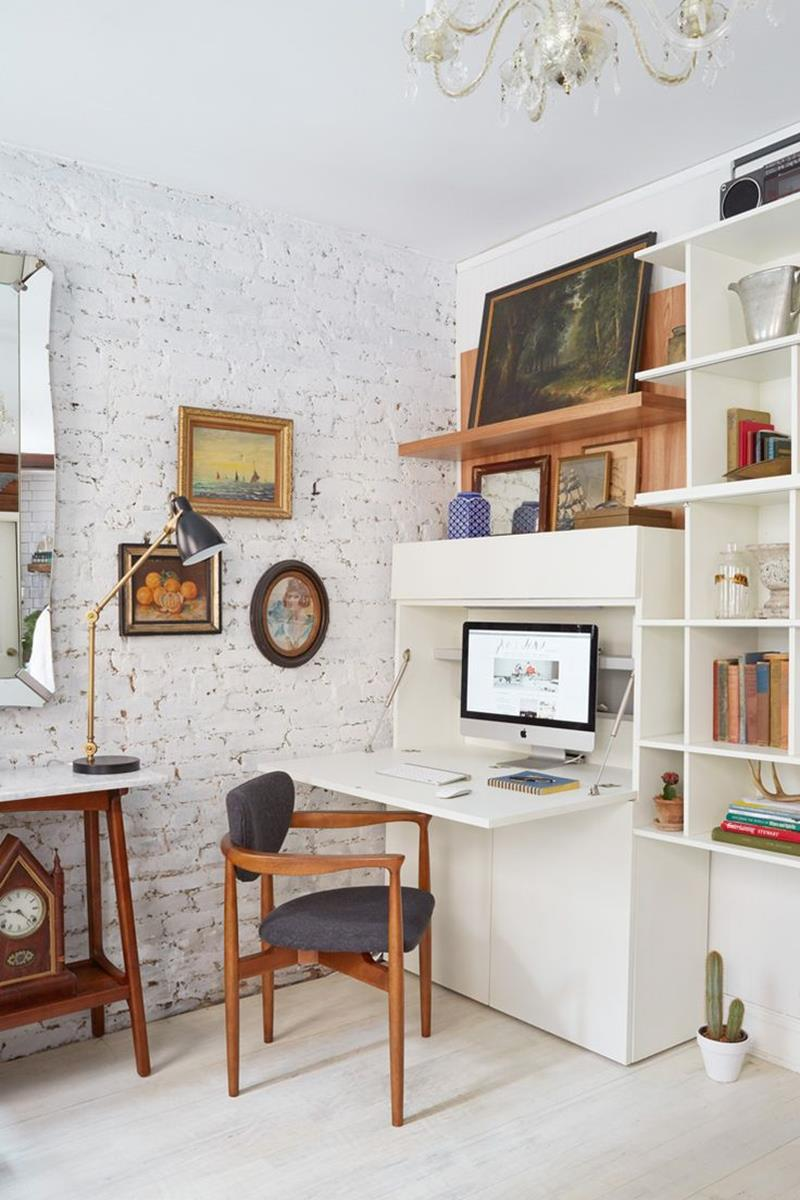 24 Functional Home Office Designs-12