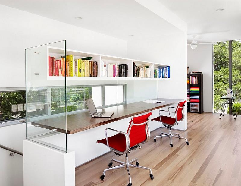 24 Functional Home Office Designs-13