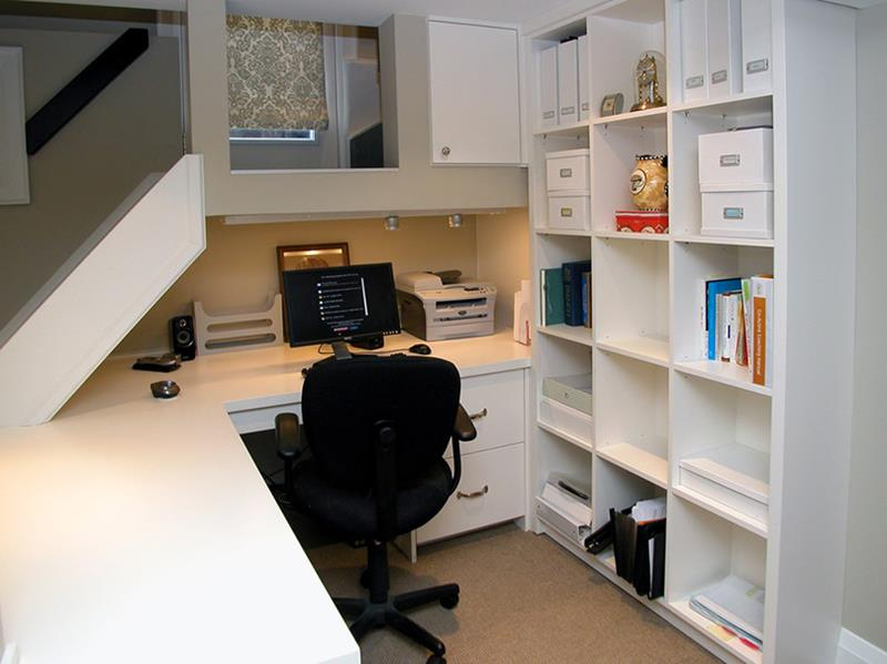 24 Functional Home Office Designs-19
