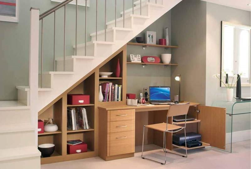 24 Functional Home Office Designs-24