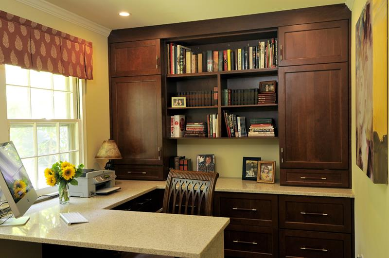 24 Functional Home Office Designs-5