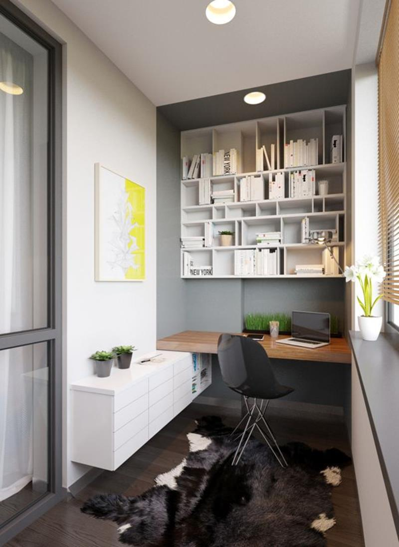 24 Functional Home Office Designs-8