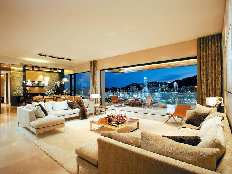 24 High Class Living Room Designs-13