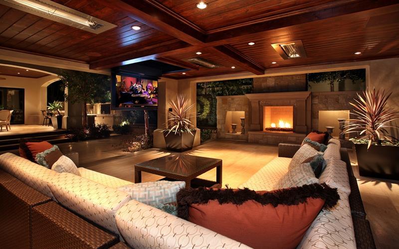 24 High Class Living Room Designs-14