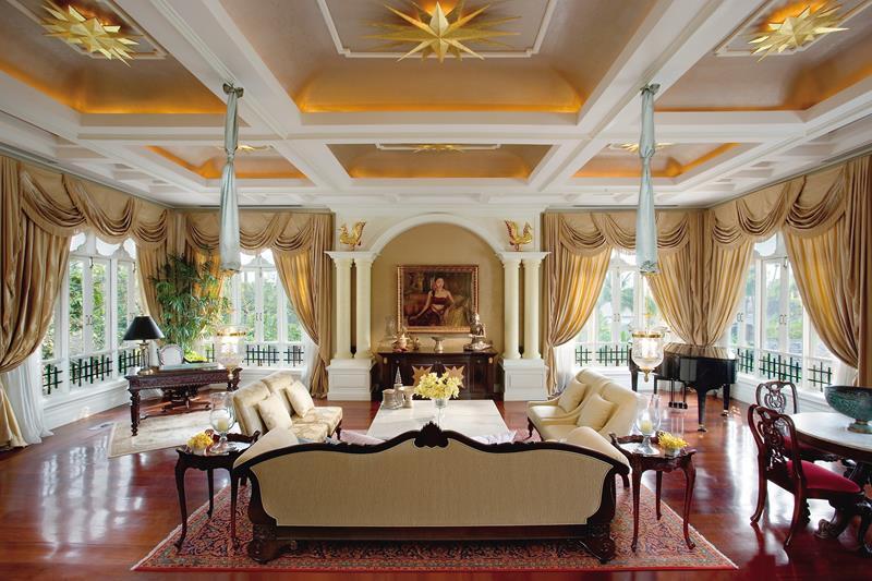 24 High Class Living Room Designs-17