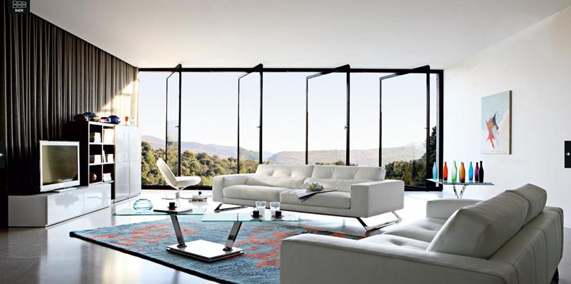 24 High Class Living Room Designs-19