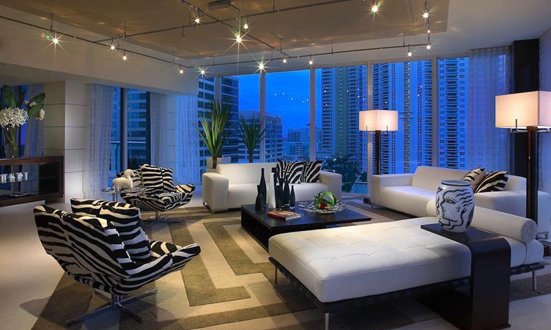 24 High Class Living Room Designs-2