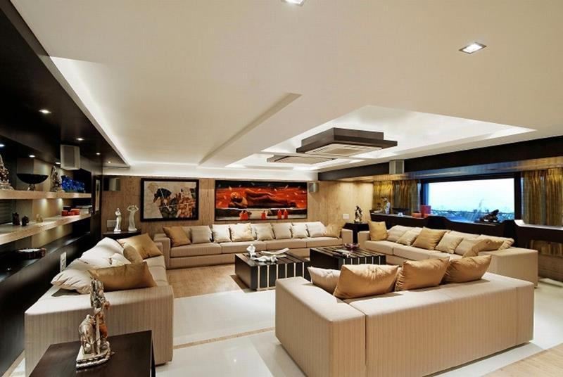24 High Class Living Room Designs-20