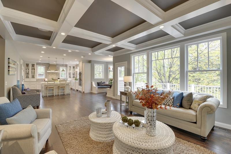 24 High Class Living Room Designs-22