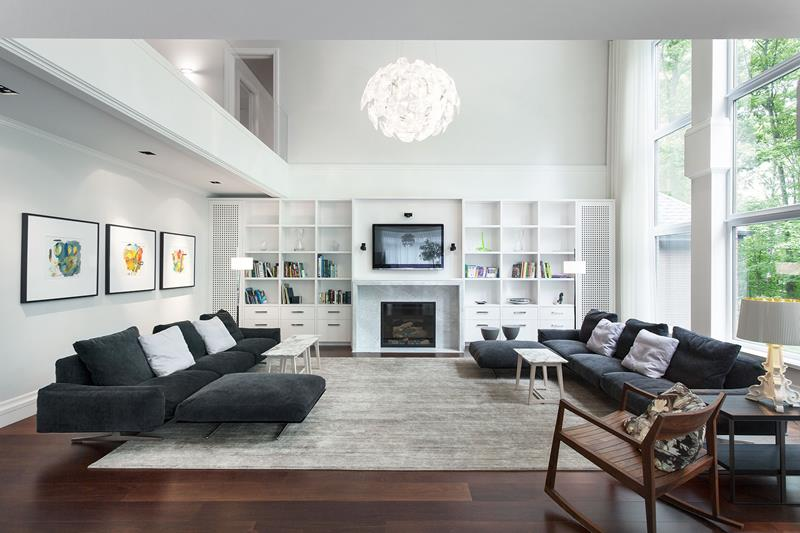 24 High Class Living Room Designs-23