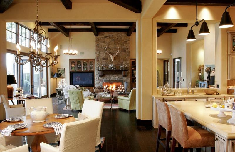 24 Large Open Concept Living Room Designs Page 5 Of 5