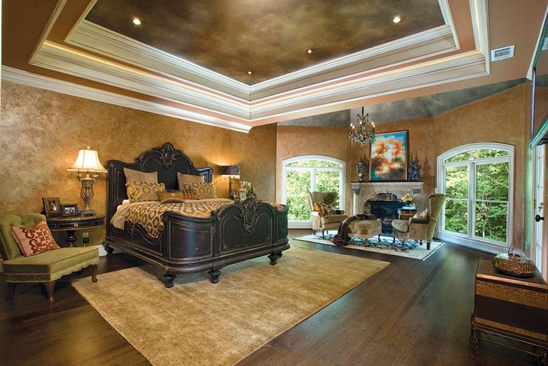 25 Beautiful Master Bedrooms-1