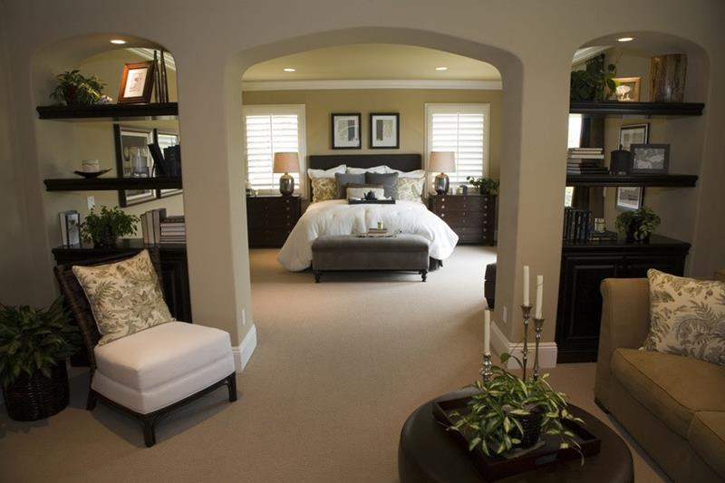 25 Beautiful Master Bedrooms-22