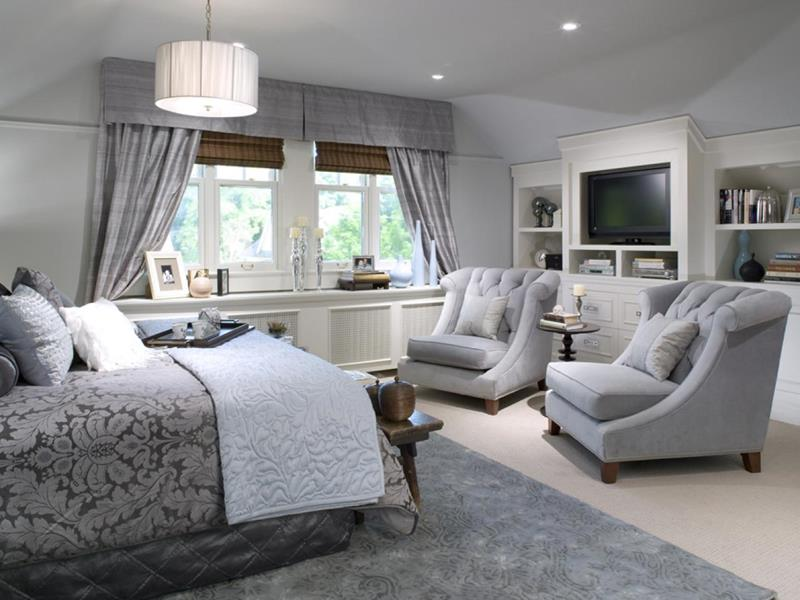 25 Beautiful Master Bedrooms-7