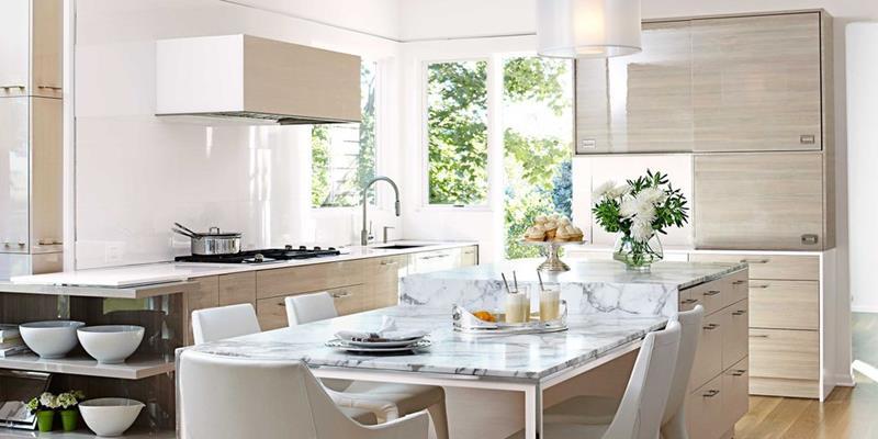 25 Bright Kitchen Designs-1
