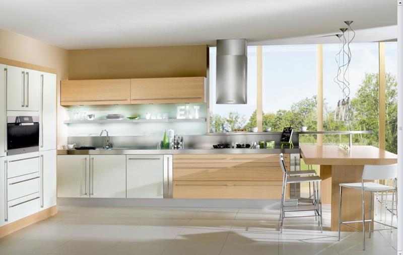 25 Bright Kitchen Designs-11