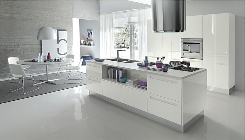 25 Bright Kitchen Designs-13