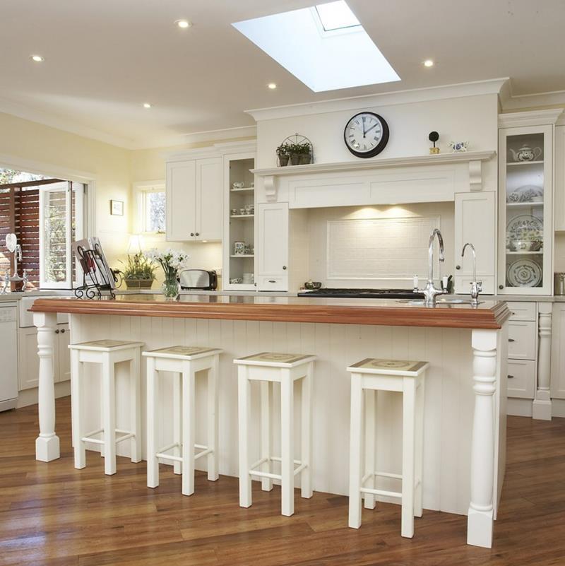 25 Bright Kitchen Designs-2
