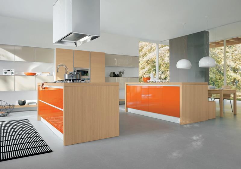 25 Bright Kitchen Designs-22