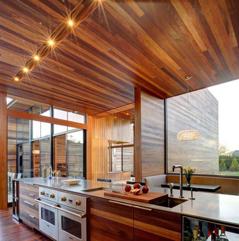 25 Bright Kitchen Designs-25