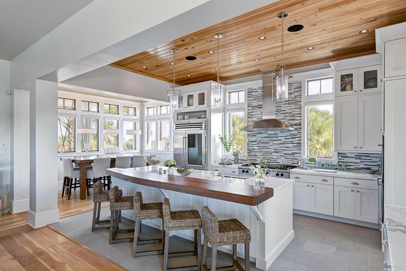 25 Bright Kitchen Designs-title