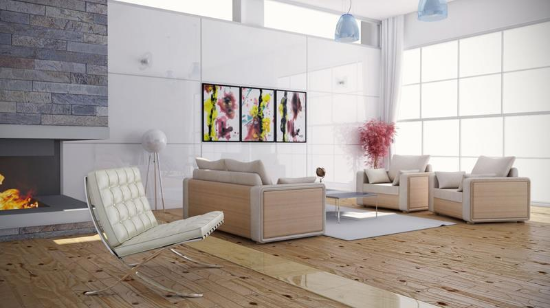 25 Bright Living Rooms-title