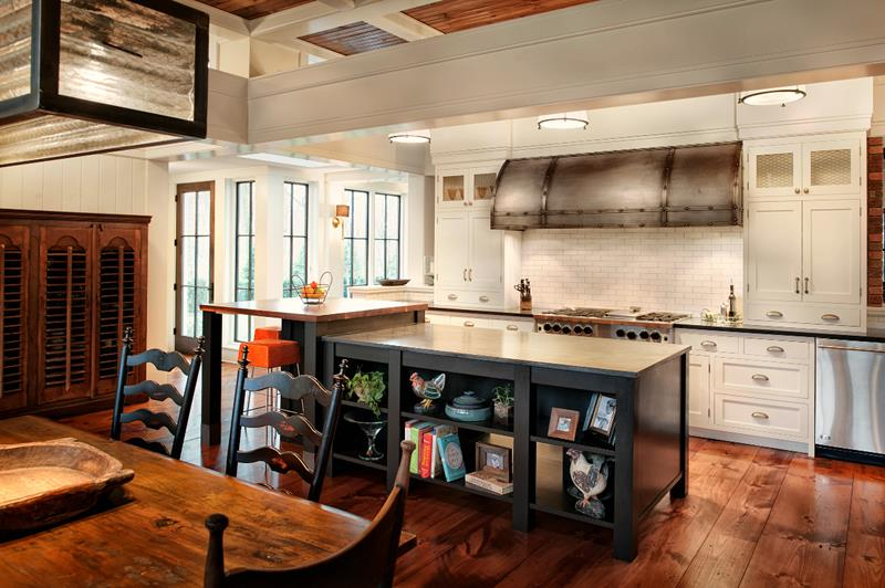 25 Farmhouse Style Kitchens-1