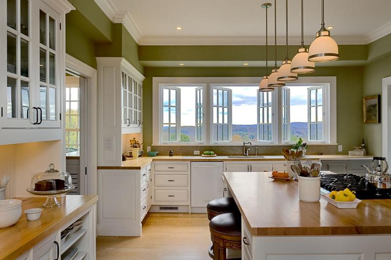 25 Farmhouse Style Kitchens-10