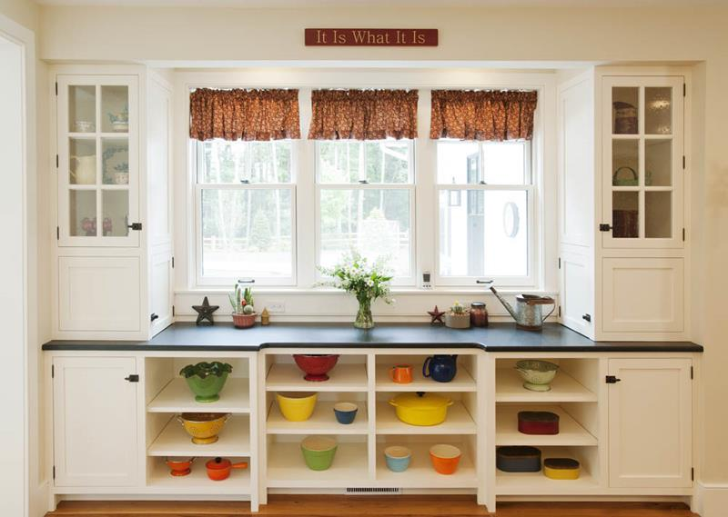 25 Farmhouse Style Kitchens-23