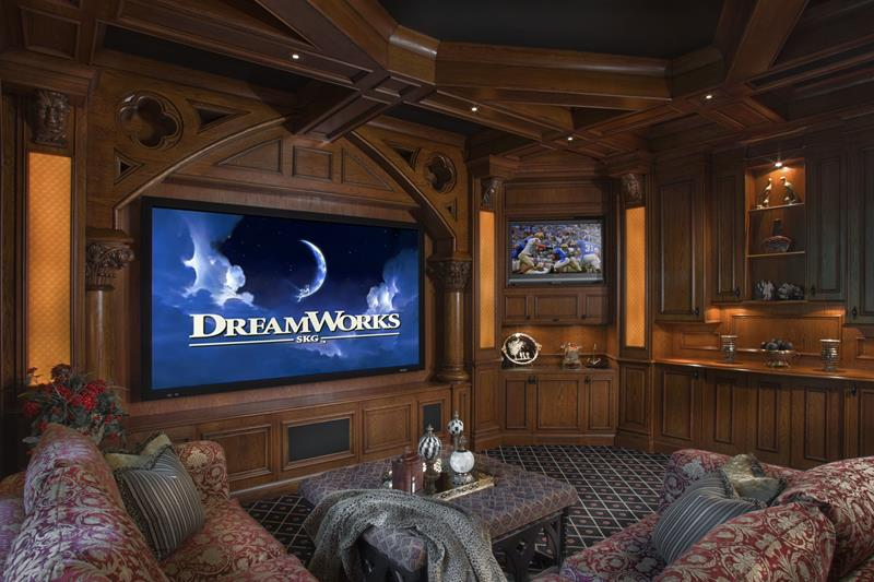 25 Jaw Dropping Home Theater Designs-12