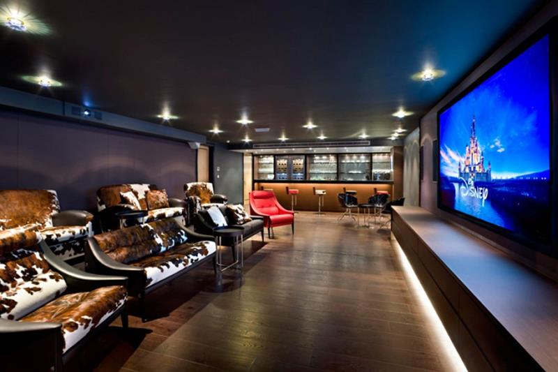 25 Jaw Dropping Home Theater Designs-13