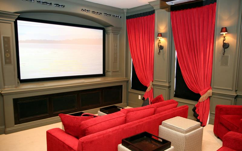 25 Jaw Dropping Home Theater Designs-17
