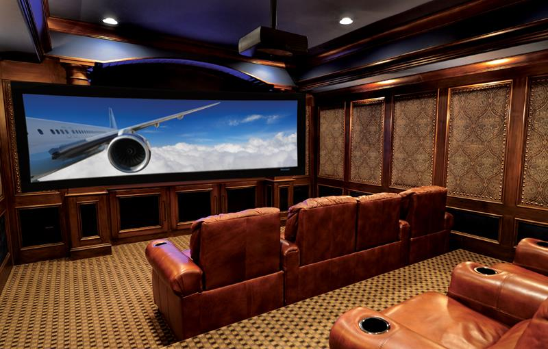 25 Jaw Dropping Home Theater Designs-2