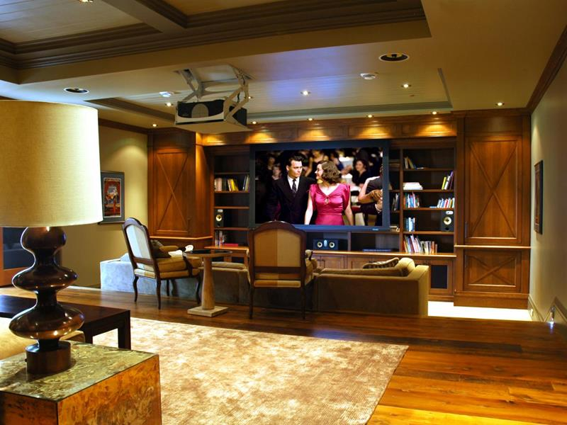 25 Jaw Dropping Home Theater Designs-6