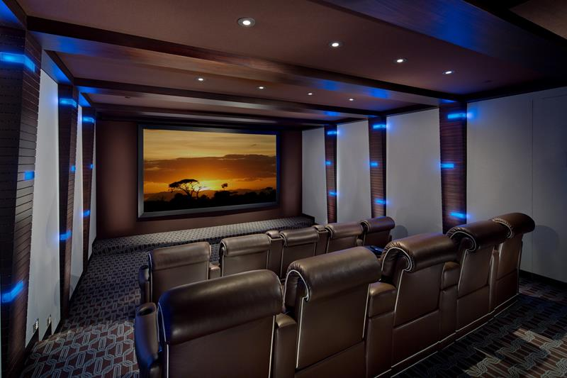 25 Jaw Dropping Home Theater Designs-7