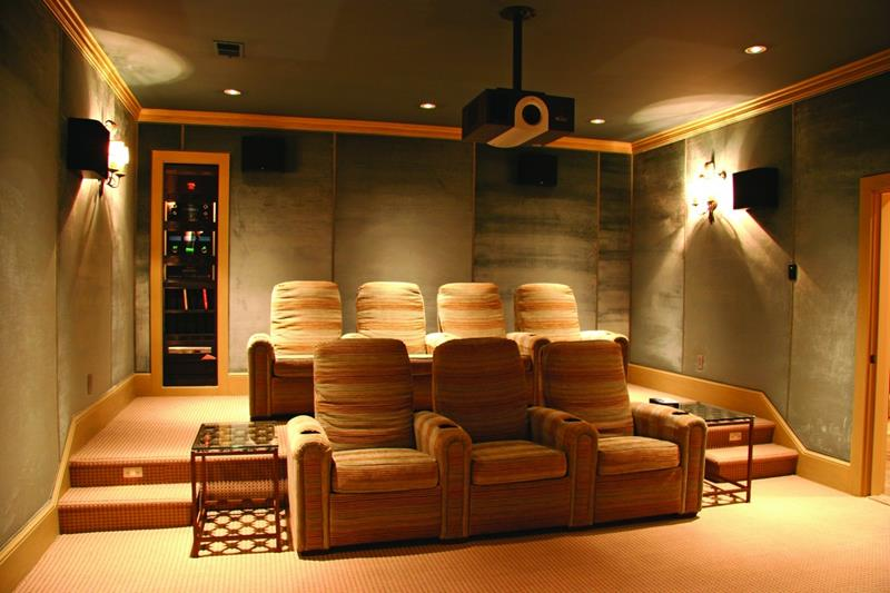25 Jaw Dropping Home Theater Designs-8