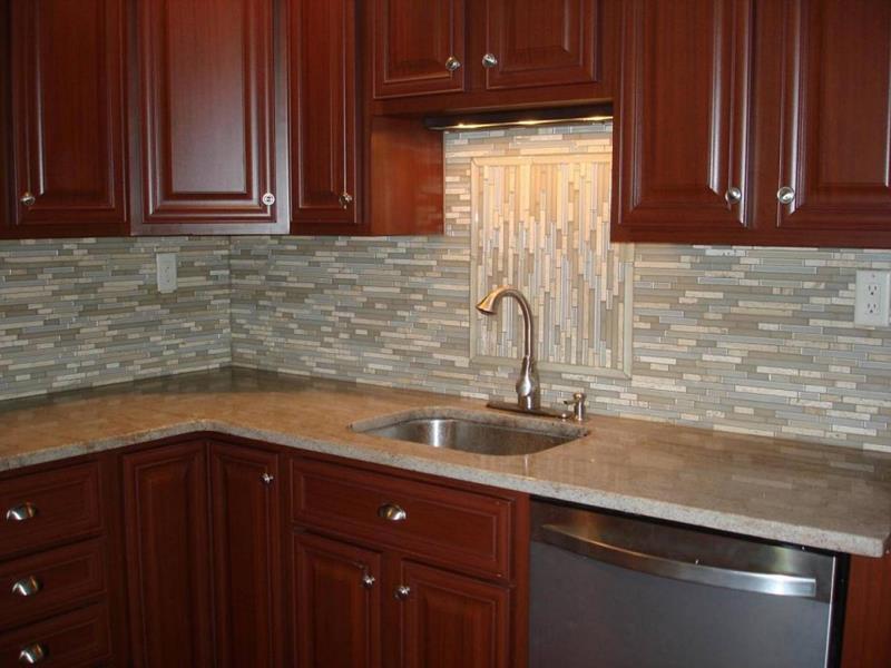 25 Kitchen Backsplash Design Ideas-1
