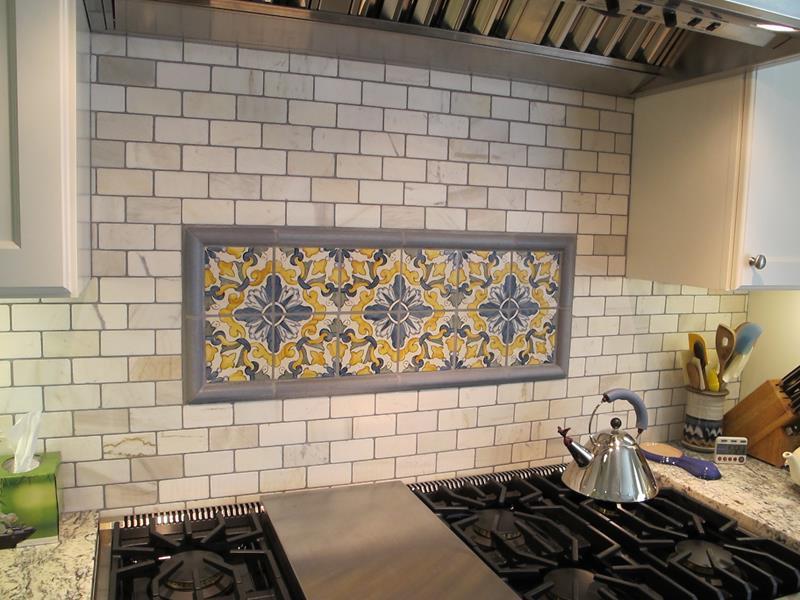 25 Kitchen Backsplash Design Ideas-11