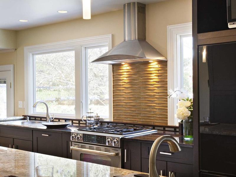 25 Kitchen Backsplash Design Ideas-13