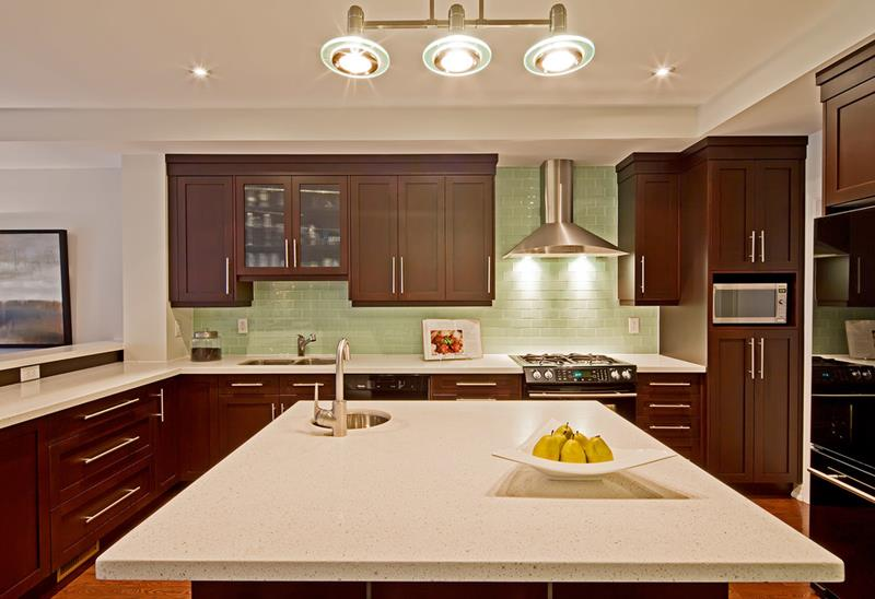 25 Kitchen Backsplash Design Ideas-15