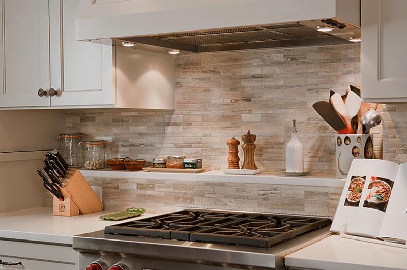 25 Kitchen Backsplash Design Ideas-2