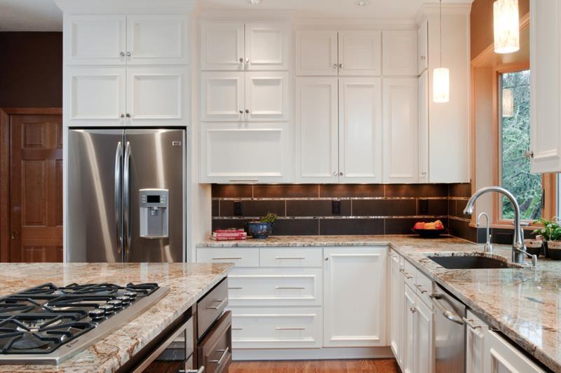 25 Kitchen Backsplash Design Ideas-21
