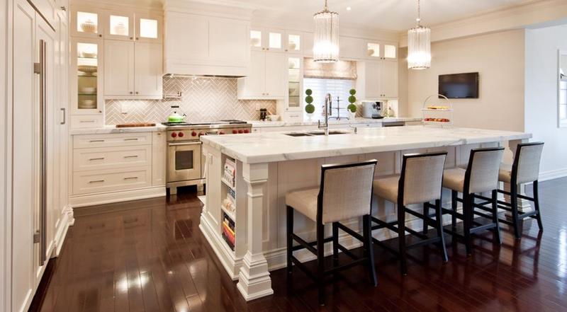 25 Kitchen Backsplash Design Ideas-23