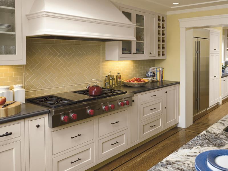 25 Kitchen Backsplash Design Ideas-24