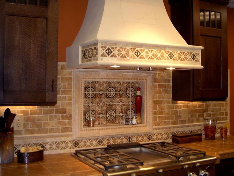 25 Kitchen Backsplash Design Ideas-3