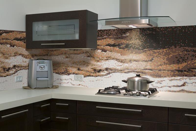 25 Kitchen Backsplash Design Ideas-8