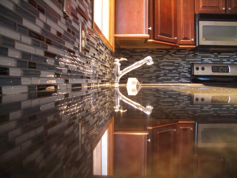 25 Kitchen Backsplash Design Ideas-9