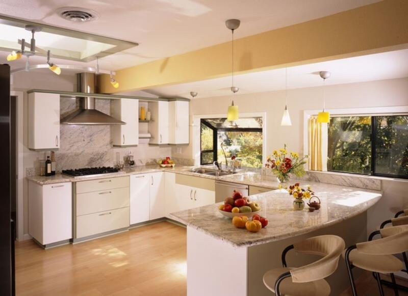 25 Kitchens With Stainless Steel Appliances - Page 4 of 5