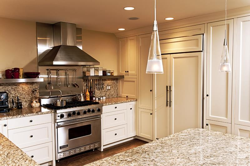 25 Kitchens With Stainless Steel Appliances-3