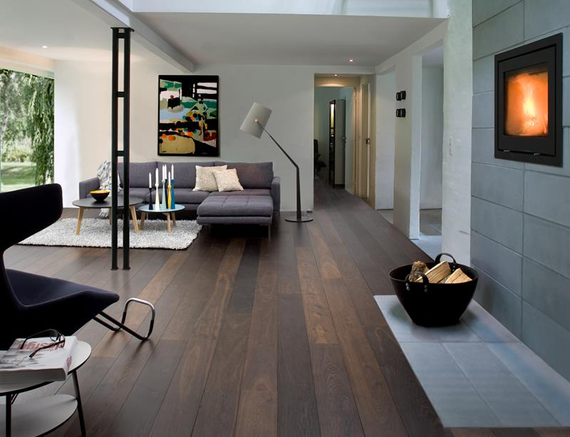 25 Living Rooms With Hardwood Floors-18